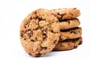 Cookies with low sugar